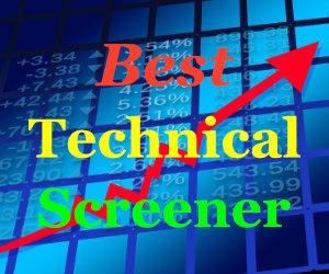 best technical analysis stock screener