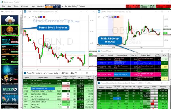 penny stock screener